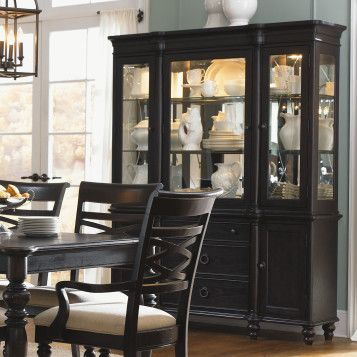 Legacy Classic Furniture Glen Cove China Cabinet
