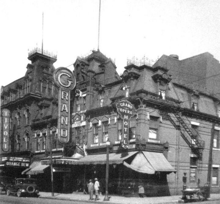 Tivoli Theatre...Hamilton Ontario