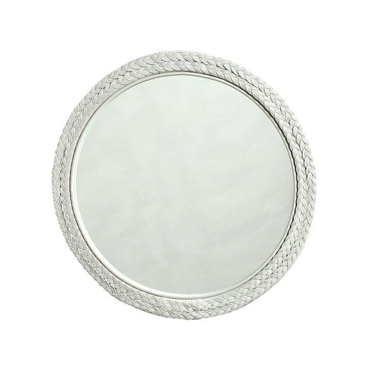 The #plaited #mirror #soane #SoaneBritain