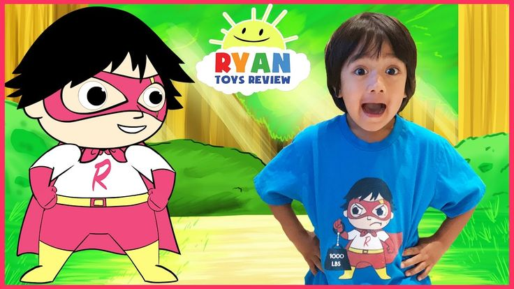 Image result for ryan toy review