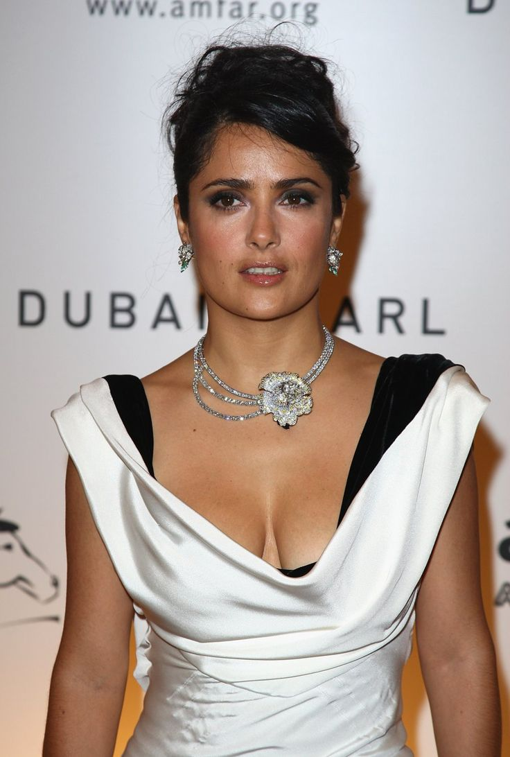 This week's PinUp: Salma Hayek: http://www.moviesite.co.za/pinup.html