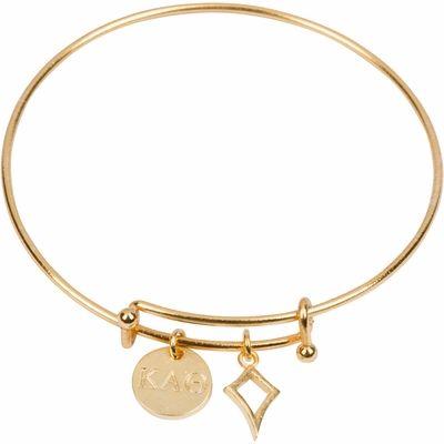 Kappa Alpha Theta Expandable Bracelet SALE $24.95. - Greek Clothing and Merchandise - Greek Gear®