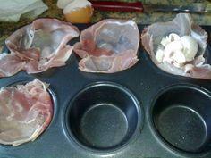 Bacon Ei Muffin recept   Smulweb.nl