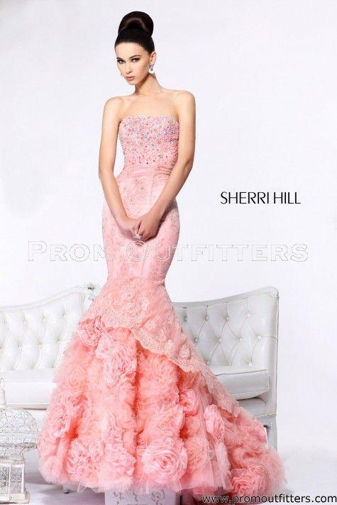 Mejores 26 imágenes de Sherri Hill en Pinterest | Sherri hill ...