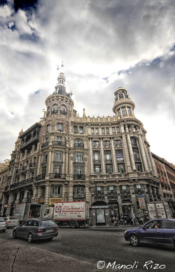Edificio Meneses Madrid Spain