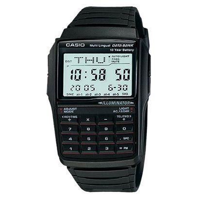 The Calculator Watch. I'm bringing it back.