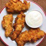 how to make the best damn buttermilk chicken tenders