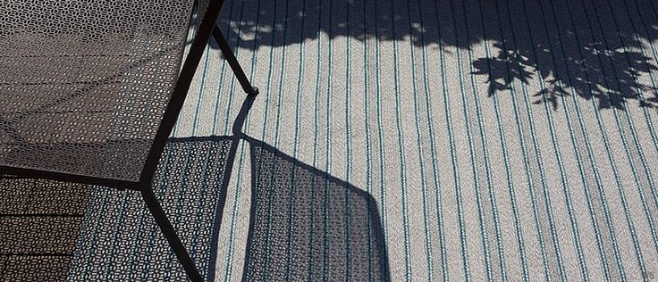 Antibes - contemporary carpet waterproof and UV resistant