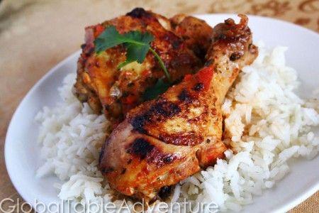 Dominican Stew Chicken (Pollo Guisado) | Recipe