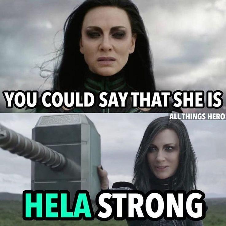 20 Thor Ragnarok Memes