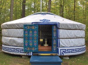 Yurt for Sale in the UK & Europe