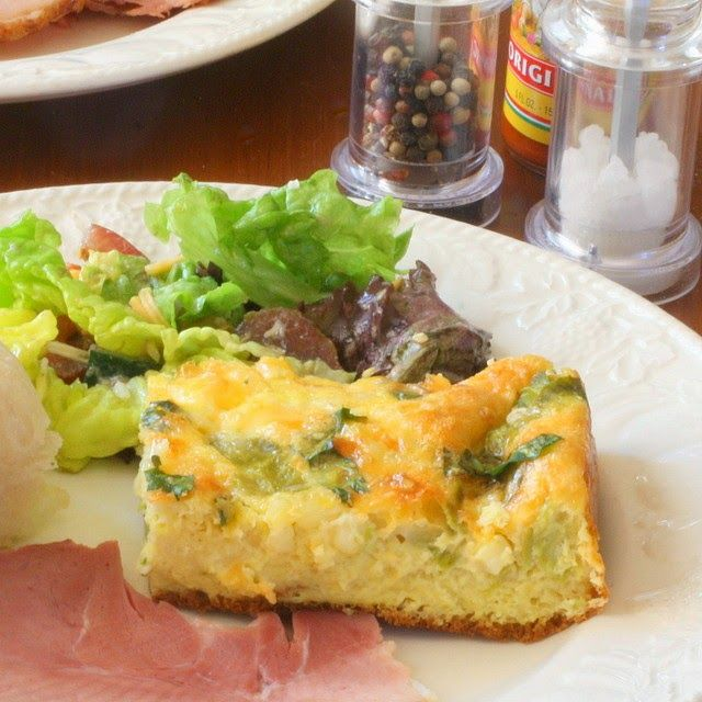 ... Chiles: Southwest Green Chile Strata and Garlic, Green Chile and