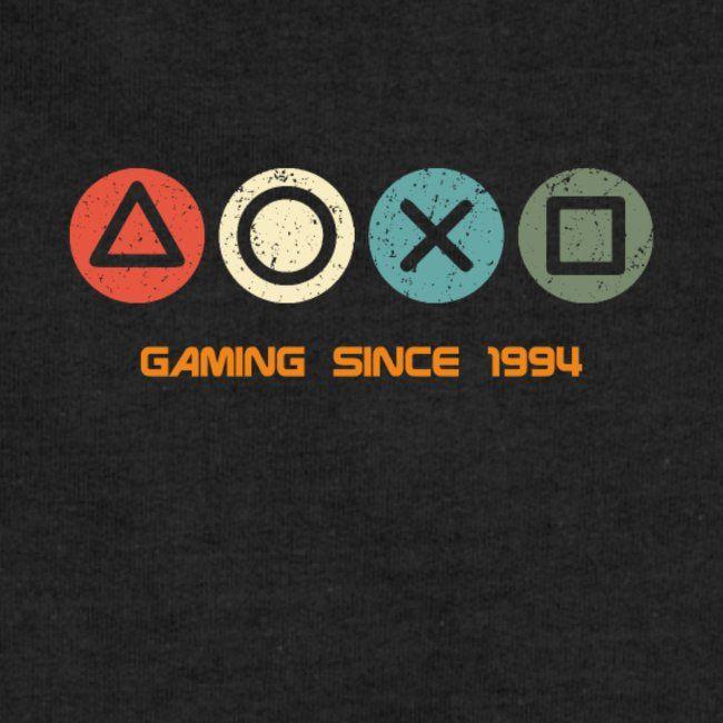 Gaming Since 1994 Sweatshirt Cinch Bag Pyramids In 2021 Gamer Boyfriend Cinch Bag Gifts For Gamer Boyfriend