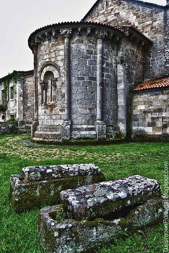 Igreja de Longos Vales, Monção.