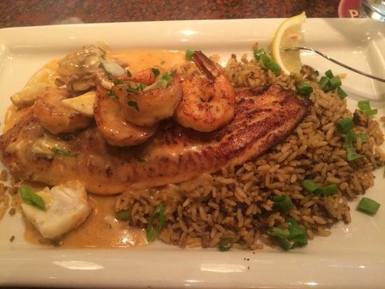 Pappadeaux Seafood Kitchen Houston- Dallas