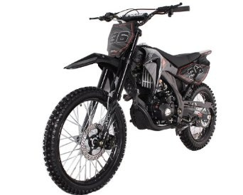 New Apollo Dirt Bike 250cc Agb-36 apollo l08