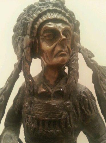 WAR-Bronze-Statute-by-Carl-Kauba-15-Tall-KAUBA-1900 SOLD. Yolanda@YKP
