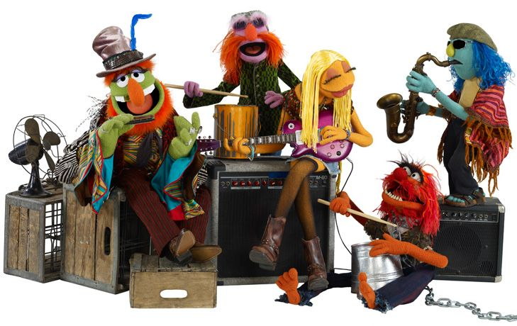 Dr. Teeth and the Electric Mayhem - Muppet Wiki