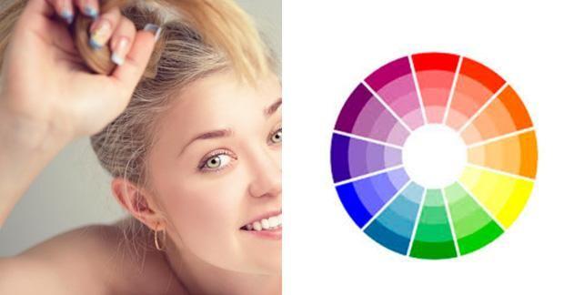 Farbige Haare: Wie man sie leicht erreicht