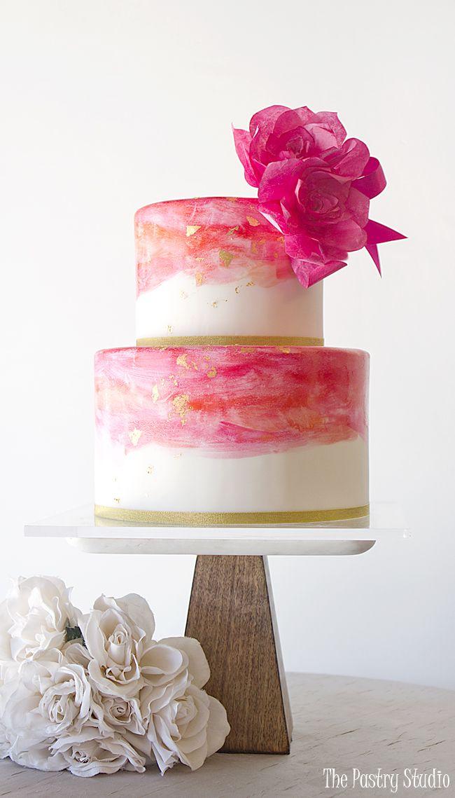 17 Best ideas about Watercolor Cake on Pinterest Unique ...