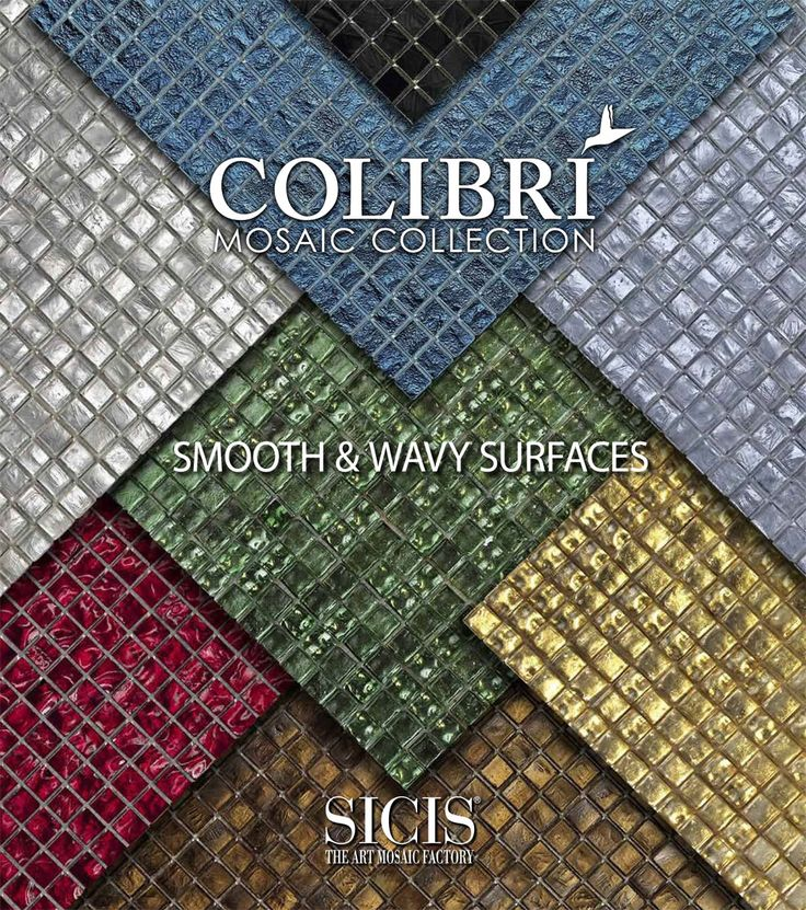 colibri tide mosaic collection
