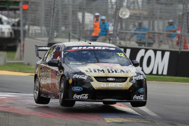 Clipsal 500  in Adelaide's V8 Supercar classic