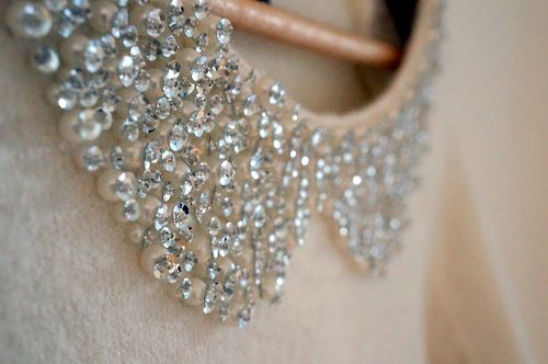 beaded collars for the holidays