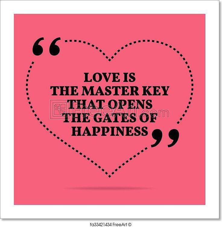 56 best Love Quotes images on Pinterest | Art print, Art prints ...