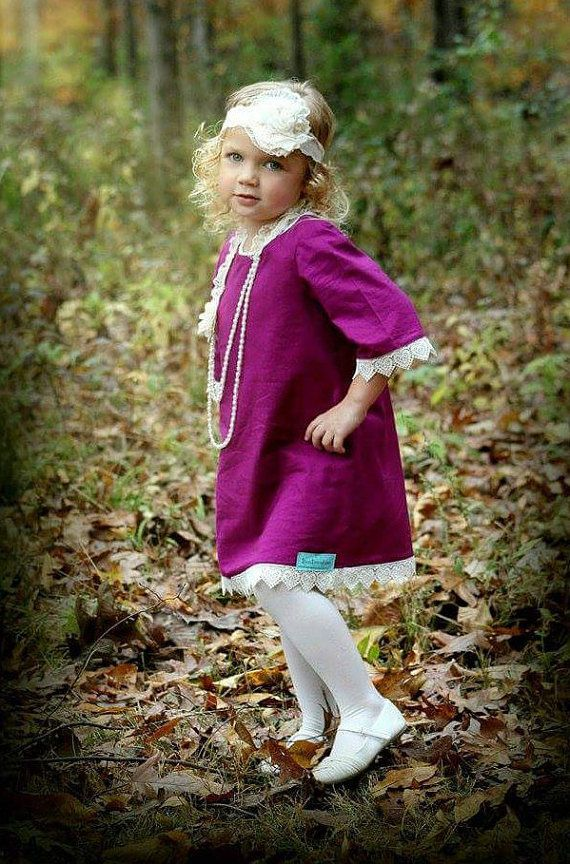 Toddler Christmas Dress-Elegant Christmas Dress-Christmas Photo Dress - Aline Baby Christmas Dress Lace Christmas Dress - 3/4 Sleeves