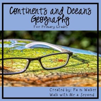 "Learning the names and identifying the 7 continents and 5 oceans seems like an easy task for adults but can be overwhelming to students. That's why this geography resource came into being. The songbook for class singing/chanting along with the student version will help ""fix"" those names and shapes into the primary brain."