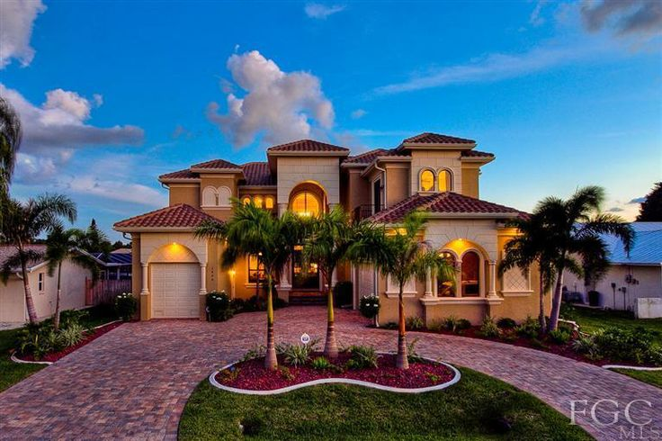 There Are Mansions In Cape Coral Gulf Coaster S Great
