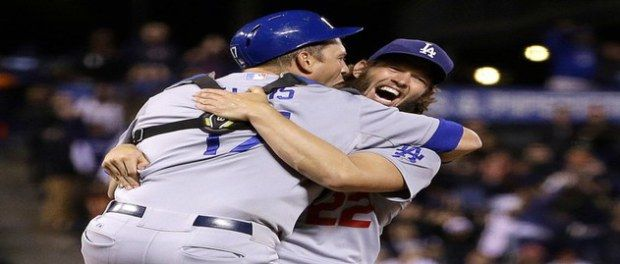 Dodgers win third straight NL West title after Kershaw's gem For more info visit: a360news.com