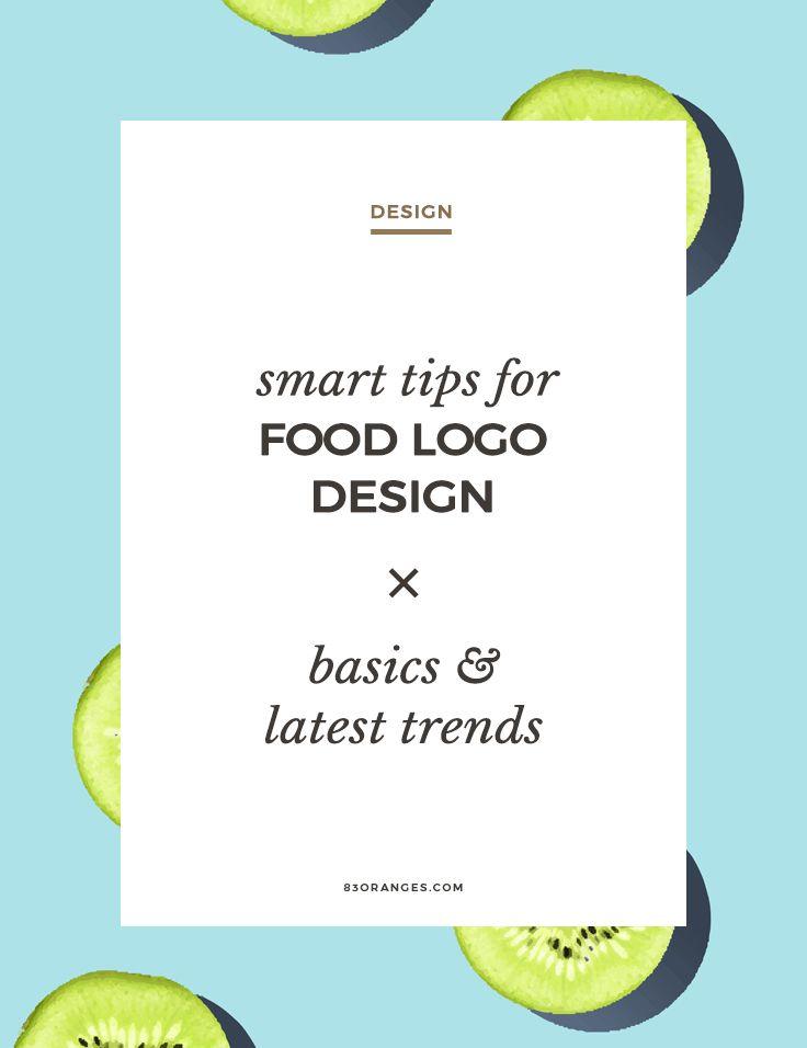 Smart Tips for Food Logo Design http://83oranges.com/smart-tips-for-food-logo-design/ #design #art #graphicdesign