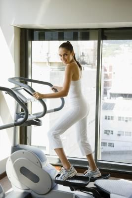 If you use the elliptical for 30 min every day you will loose up to 1-2 lbs a week!!