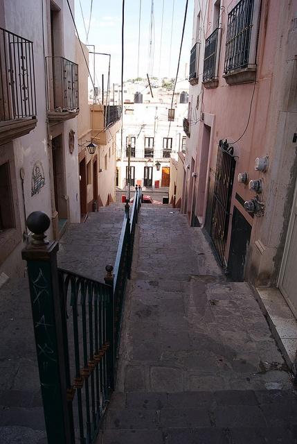 Mi calle favorita. Zacatecas, México.