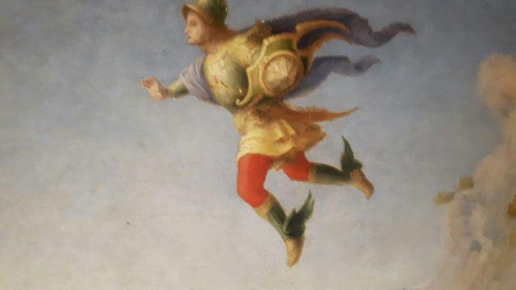 Perseo salva Andromeda.  1510-1513. Uffizi