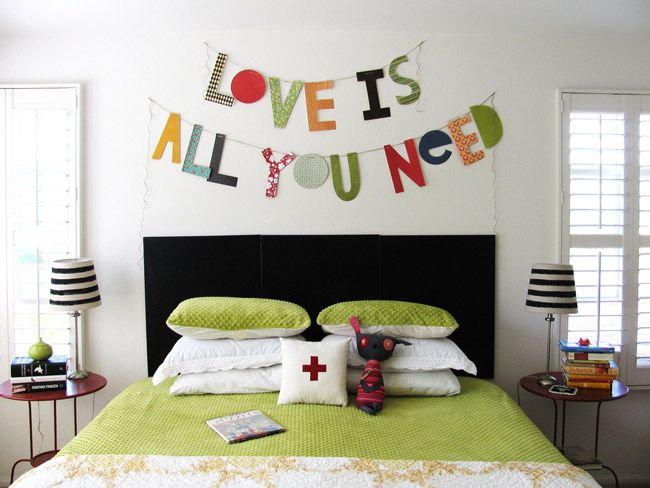Love is all you need banner