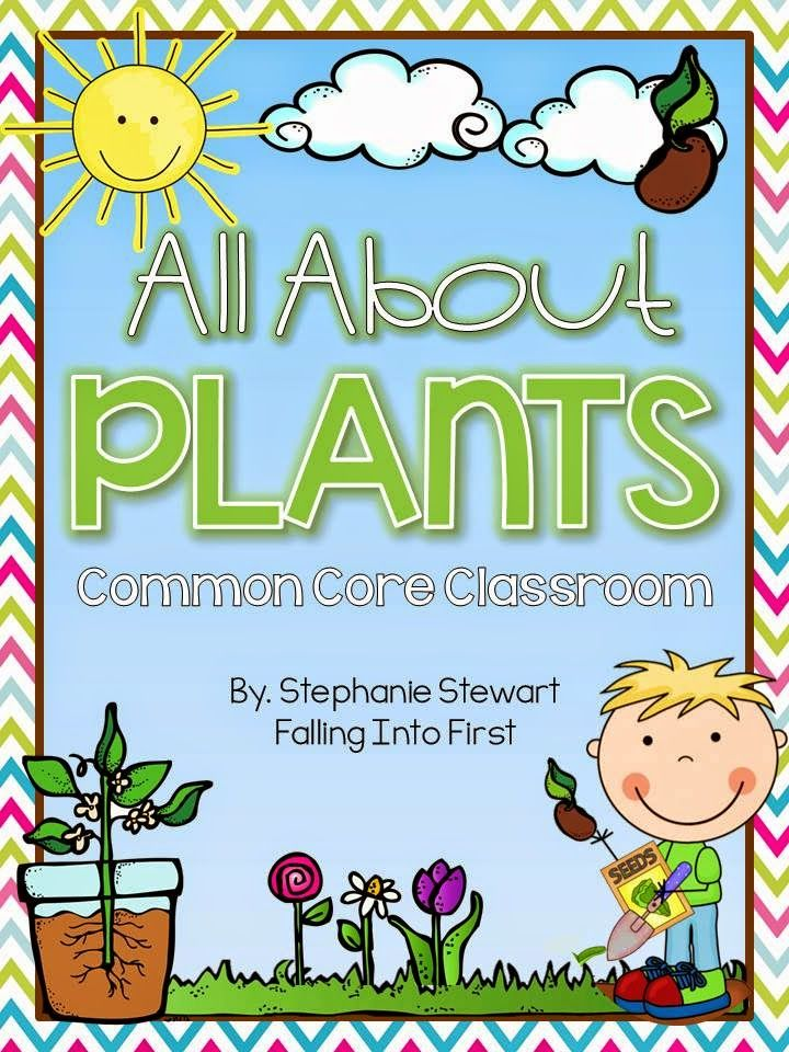 Plant Lessons. The life cycle of plants. Close reads