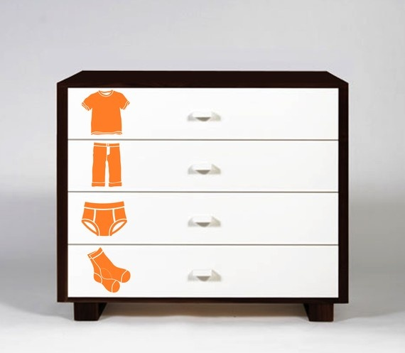 Great idea for Kids Dresser