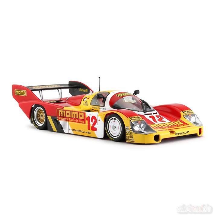 Slot.it - Porsche 956 KH n.12 Mugello 1000km 1983 (CA09f) - Slot.it - Porsche 956 KH n.12 Mugello 1000km 1983 (CA09f) #slotcar #porsche #slotit