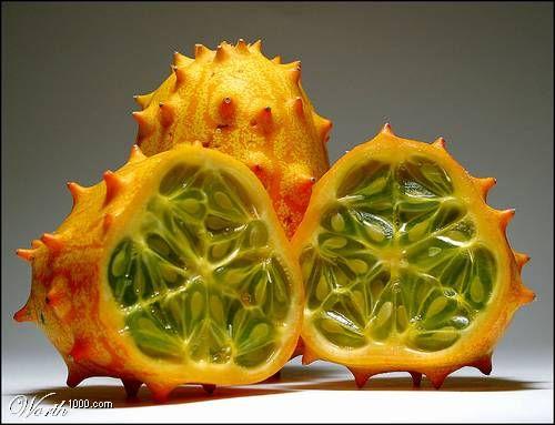 Frutas exóticas: noviembre 2012