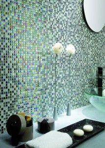 Cool Glass Tile Mosaic