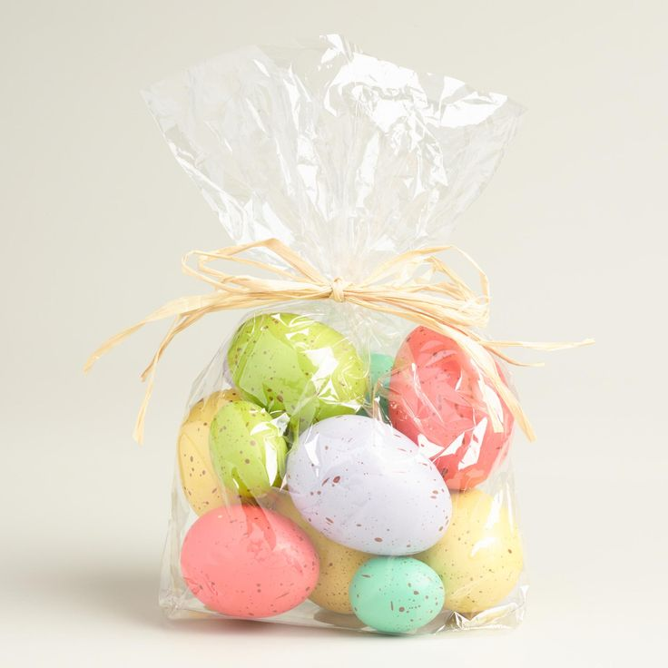 368 best be a better bunny images on pinterest baby bunnies a gift ready bag tied with a raffia bow this set of 12 brightly hued eggs adds a whimsical touch to your easter decor or makes a charming hostess gift negle Images