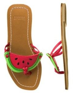 Watermelon Flip Flop...
