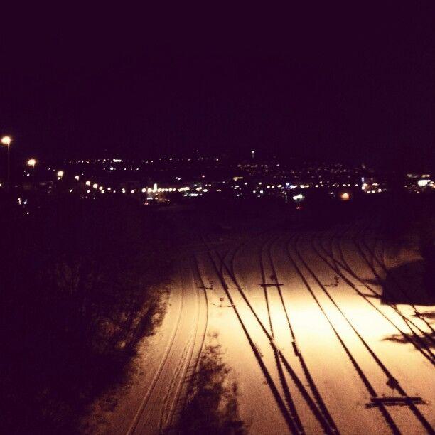 Nightlights in Prag 2014