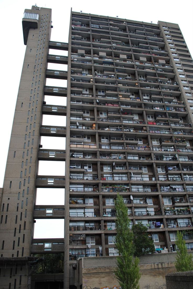 Love London council housing: Trellick Tower: A self-guided tour