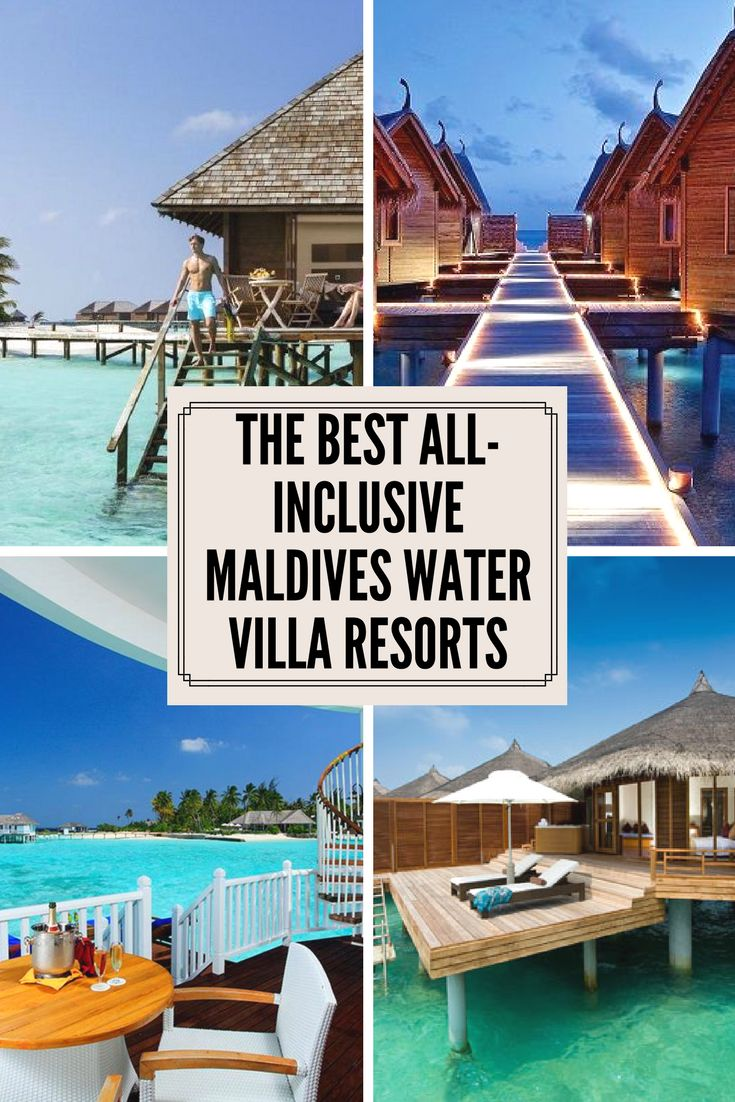 If you're looking for a luxury all-inclusive overwater holiday in the Maldives, you'll want to check out these 6 best resorts.