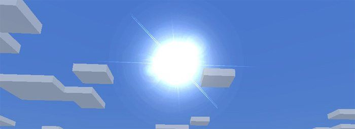 We all know that there are eight lunar moon phases turning around the moon. In this pack, the planet will replace each moon phase effectively. There is nothing more wonderful than seeing different planets at night and the realistic sun during daytime. Founded by: MCPEAlpha How to Play Solar... https://mcpebox.com/solar-system-skies-texture-pack-minecraft-pe/