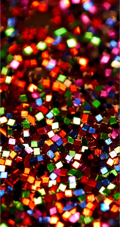 Tap image for more iPhone glitter wallpaper! Glitter