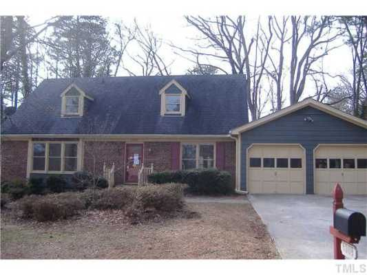 Buy a Foreclosed Home in Wake County #NC with only 3% downpayment #Garner